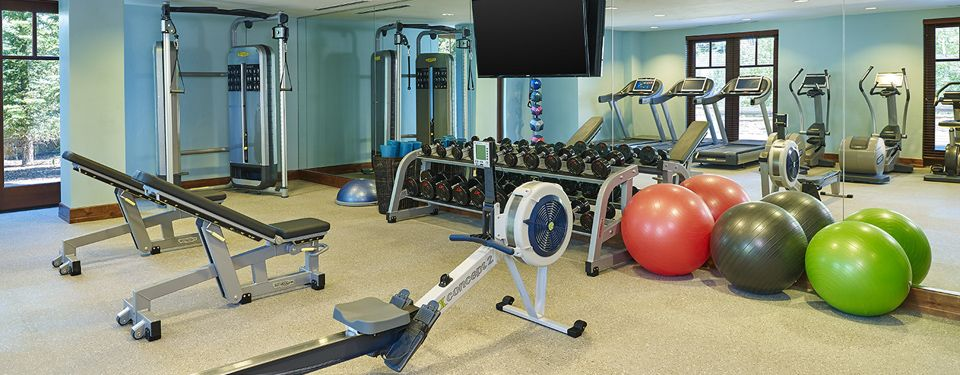 Bachelor Gulch Home Fitness