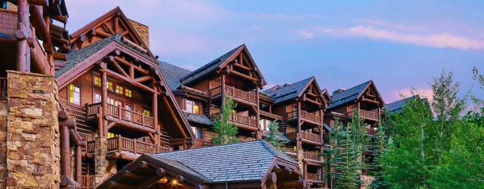 Summertime at Timbers Bachelor Gulch