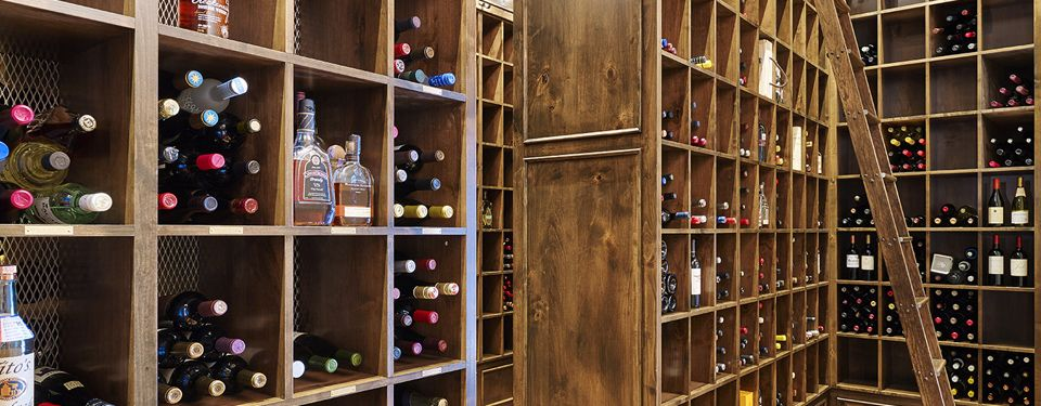 Owner's Wine Cellar